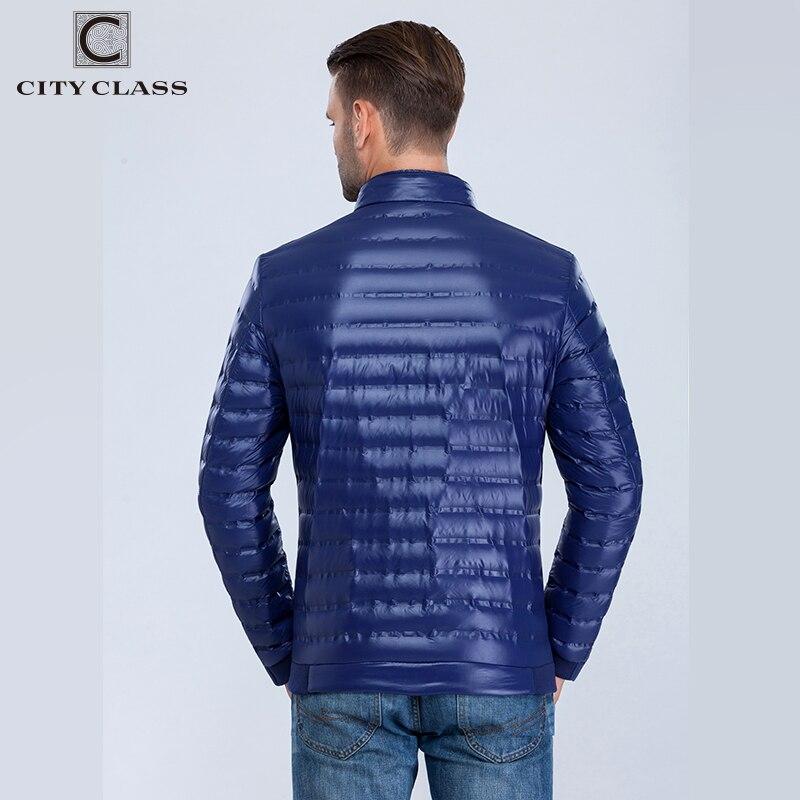 Stad Klasse 2019 Nieuwe Ultralight Heren 90% Witte Eend Donsjack Herfst Winter fashion duck down jas winddicht voor mannelijke 133-in Donzen jassen van Mannenkleding op  Groep 2