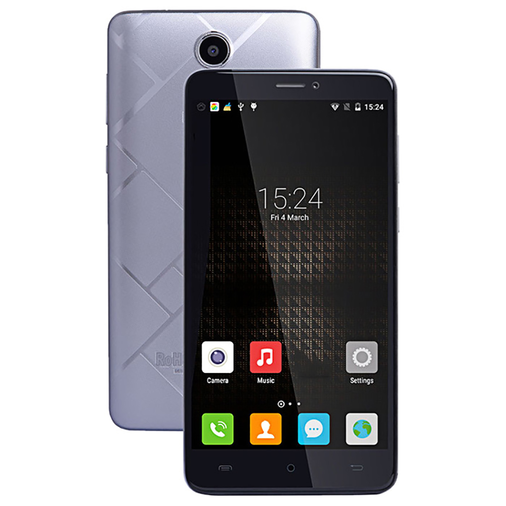 CUBOT Max 4G Smartphone Phablet Android 6.0 6.0 Pouces MTK6753 Octa Core 1.3 GHz 3 GB RAM 32 GB ROM OTG Hotknot 4100 mAh Batterie Mobile