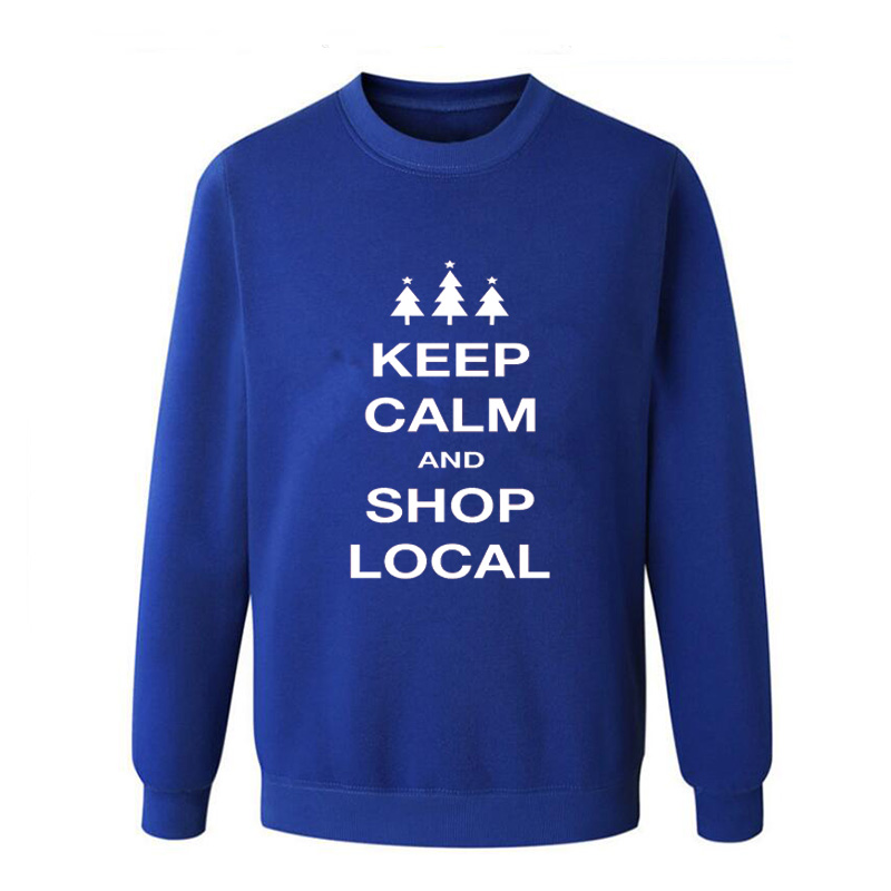 Gresanhevic New Keep Calm Shop Local 2018 autumn this is me printed Mens T-Shirts Casual long Sleeve Slim Fit O Neck T-Shirts
