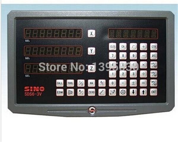 1 шт. Высокая точность китайско 3 оси цифровой дисплей/цифровой дисплей для машин