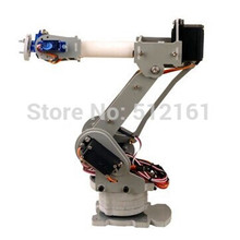 Fully Assembled 6 Axis Mechanical Robotic Arm Clamp for Arduino, Raspberry mor Dhl diy robot