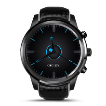 Smart Watch For Men Wristwatch Android Sports Fashion Clock Electronic Smart Watches Leather Band Digital Heart Rate Monitor