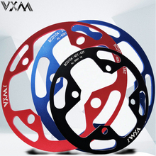 VXM 32-42T MTB bike sprocket wheel protection plate bicycle gear cover alloy Parts