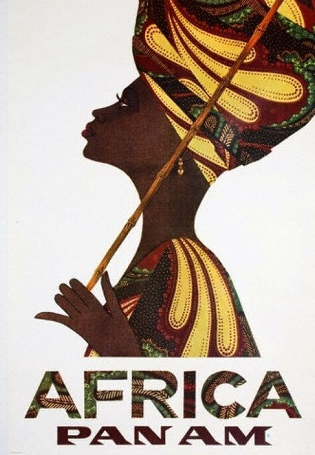 Morroco Minimalist African Propaganda Vintage Travel Poster Retro Decorative DIY Wall Stickers Art Home Bar Posters Decor Gift