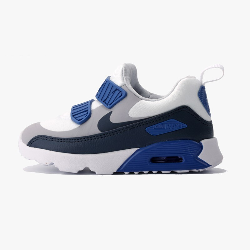Nike Air Max Tiny 90 Air Cushion Shock Absorption Kids Running Shoes  Toddlers Outdoor Sports Sneakers 881927 881926-in Sneakers from Mother    Kids on ... 33b4d38cf