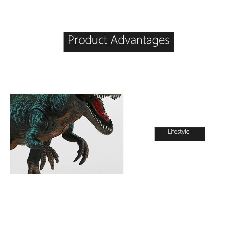 One Piece Jurassic Park Dinosaur Stegosaurus Toy for Boy Dragon Model Animal Action Figure Play Toy in Action Toy Figures from Toys Hobbies