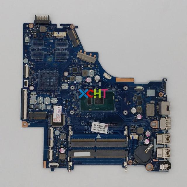 924752 601 924752 001 hp 노트북 15 bs 시리즈 15t br000 노트북 pc 마더 보드 메인 보드 용 uma LA E801P w i7 7500U cpu