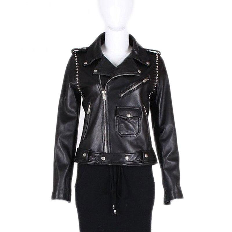 Online Get Cheap Genuine Leather Jackets Women -Aliexpress.com ...