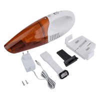 New 2 In 1 Charging Type Portable Handheld Vacuum Cleaner Dust Collector Car Auto Vacuum Cleaner