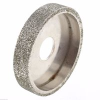 3 Inch Lapidary Electroplated Diamond Grinding Wheel For Angle Grinder Grit 80 ILOVETOOL