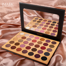 IMAGIC 35 color eyeshadow matte flash eye makeup lasting waterproof shadow plate cosmetics