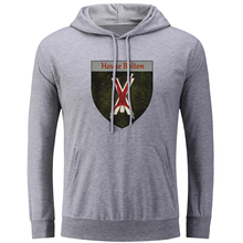Game of Thrones House Bolton Our Blades are Sharp Oversized Hoodies Men Women Sweatshirt Pullover Punk