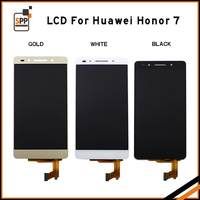 For Huawei Honor 7 LCD Display Touch Screen 100 New Digitizer Glass Repalcement For Huawei Honor7