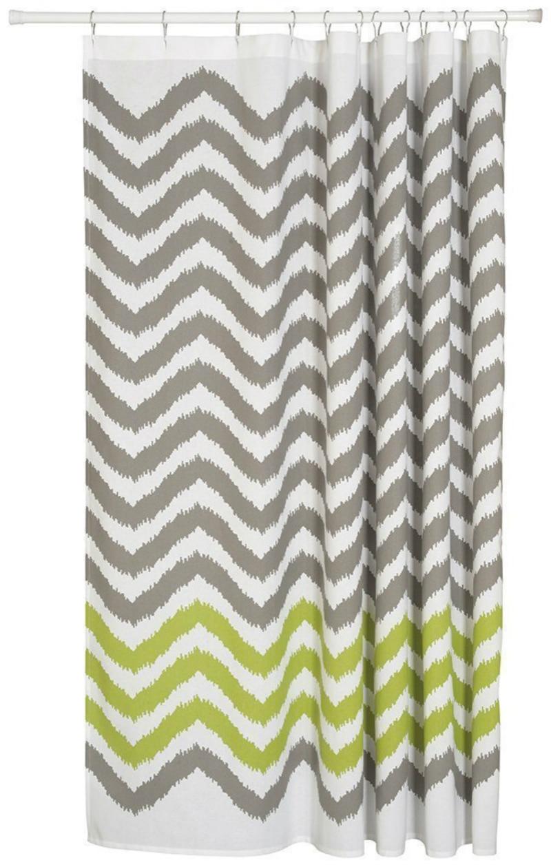 Online Get Cheap Gray White Shower Curtain Aliexpresscom - Beige and gray shower curtain