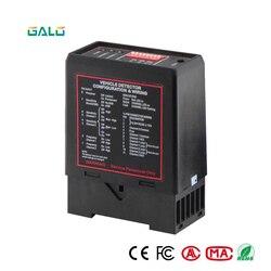 Único Laço Detector PD-132 Para Portões Automáticos/RFID Controle De Acesso De Estacionamento Automático Barreira Portões de Boom