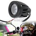 Motorcycle Spot Light Universal 10W 1000LM Motocross Fog Light 6000K LED 4WD for MX Off Road Dirt Bike ATV KTM Duke Yamaha