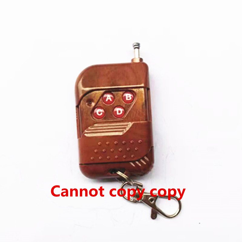 433 Mhz RF Remote Control EV1527 Learning Code For Gate