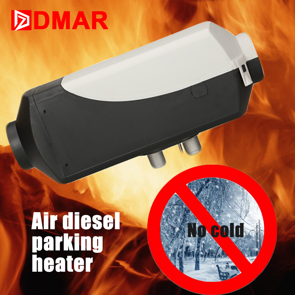 Air Parking Heater Diesel 5KW 12V Heater for Cars Truck Bus Caravan Boat Auto and Trailers Digital Control Making Winter Warm belief parking heater part oil pump fuel pump similar to webasto heater 2kw 12v air parking heater