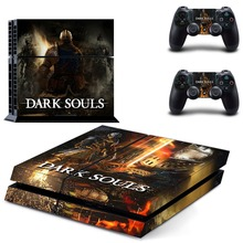 DARK SOULS PS4 Skin Sticker for Sony PS4 PlayStation 4 and 2 controller skins