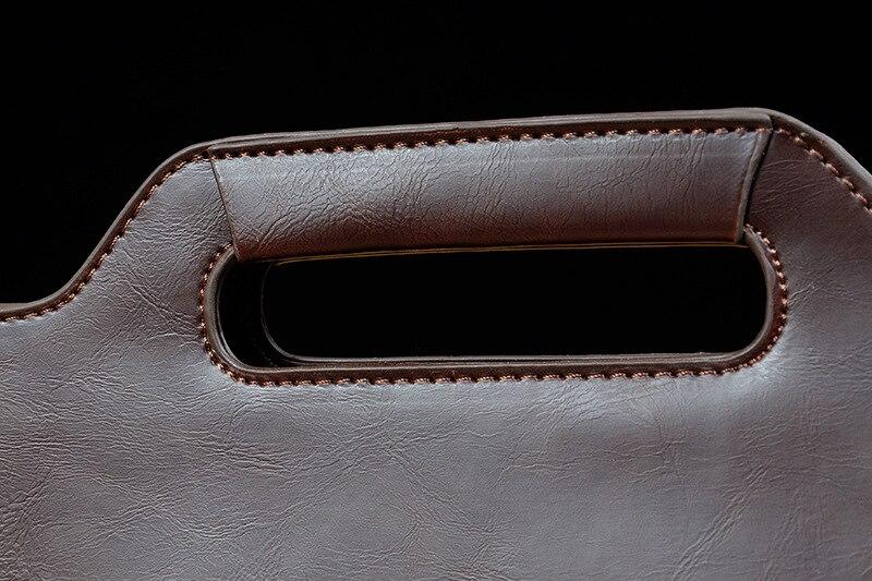 HTB1L7m.XJfvK1RjSszhq6AcGFXay 2019 Vintage Men's Briefcase Business Office Bags Crazy horse Leather Handbag NEW computer laptop Bag Casual Crossbody bags