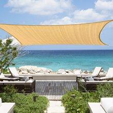 3 м x 4 м пляжное солнцезащитное укрытие брезент водонепроницаемый тент сверхлегкий УФ садовый тент навес солнцезащитный козырек Открытый Кемпинг гамак дождь муха
