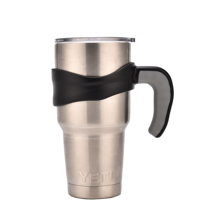 <font><b>Cup</b></font> & <font><b>Cup</b></font> Handle for 30 Oz <font><b>YETI</b></font> <font><b>Cup</b></font> Holder Travel <font><b>Rambler</b></font> <font><b>Tumbler</b></font> Drinkware