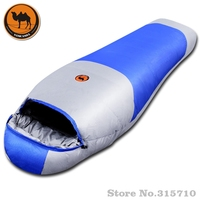 35 Cold Weather Duck Down Outdoor Adult Thermal Autumn Winter Envelope Hooded Travel Camping Water
