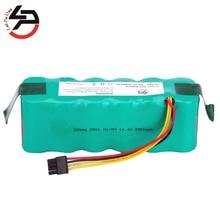 14.4V 3500mAh NI-MH for panda X500 X600 Battery High quality Ecovacs Mirror CR120 Vacuum cleaner Dibea X580