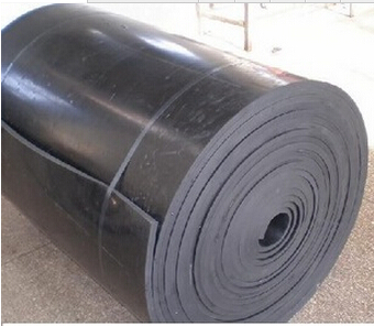 Industrial Rubber Cushion And Rubber Coil In Rolling Condition 5mm Thickness 3m*1m