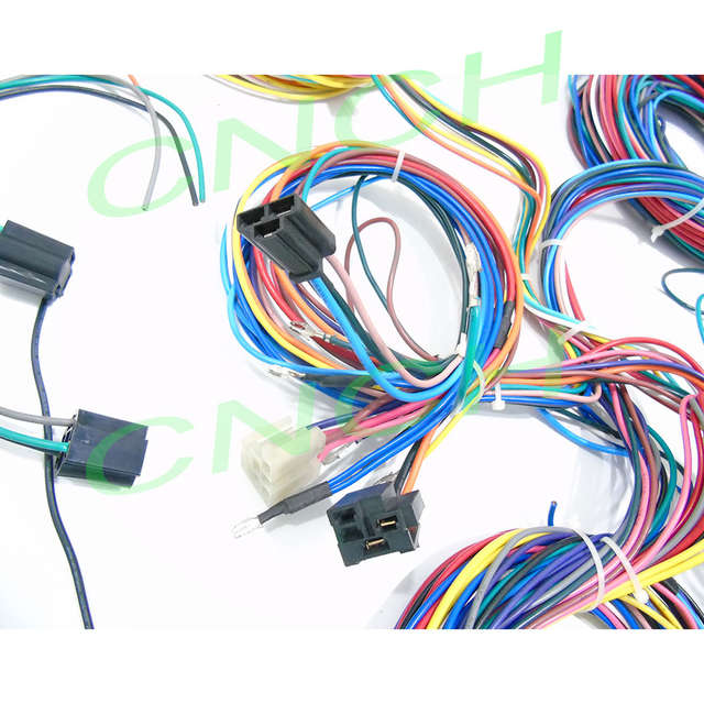 Detail Feedback Questions about 21 Circuit Wiring Harness ... on