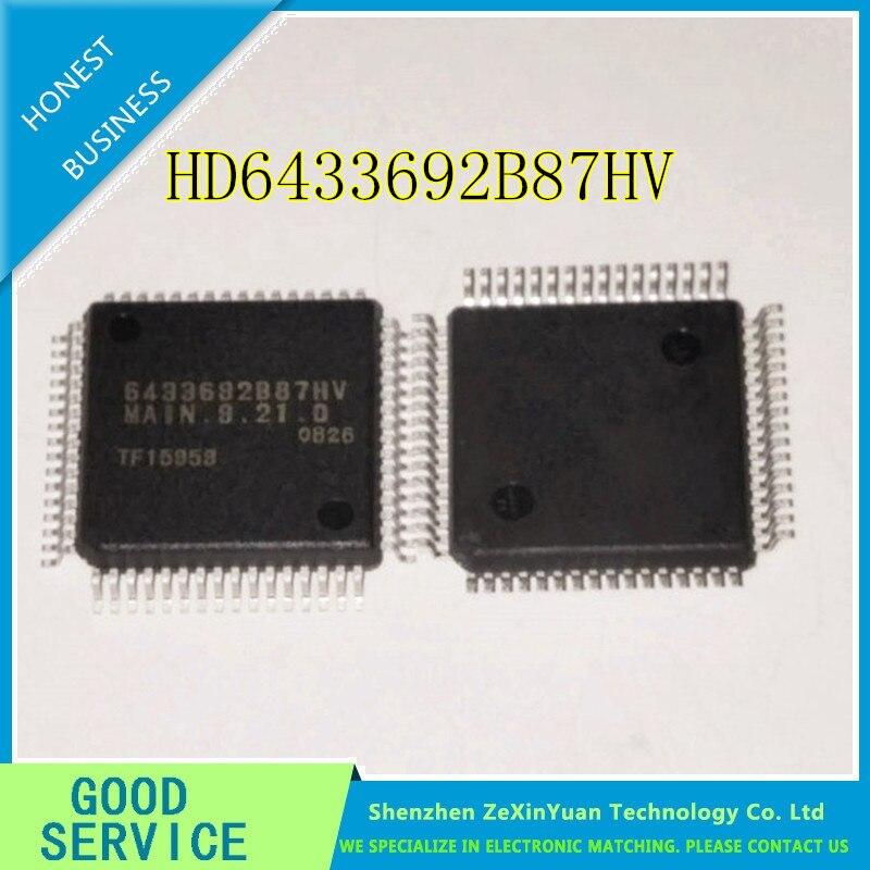 10PCS HD6433692B87HV 6433692B87HV