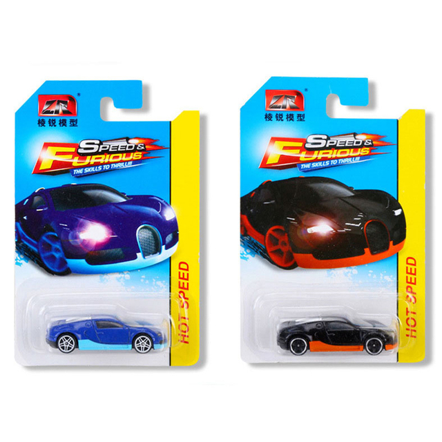 1 64 Mini Hot Wheels Fast And Furious Metal Sports Car Model Toys
