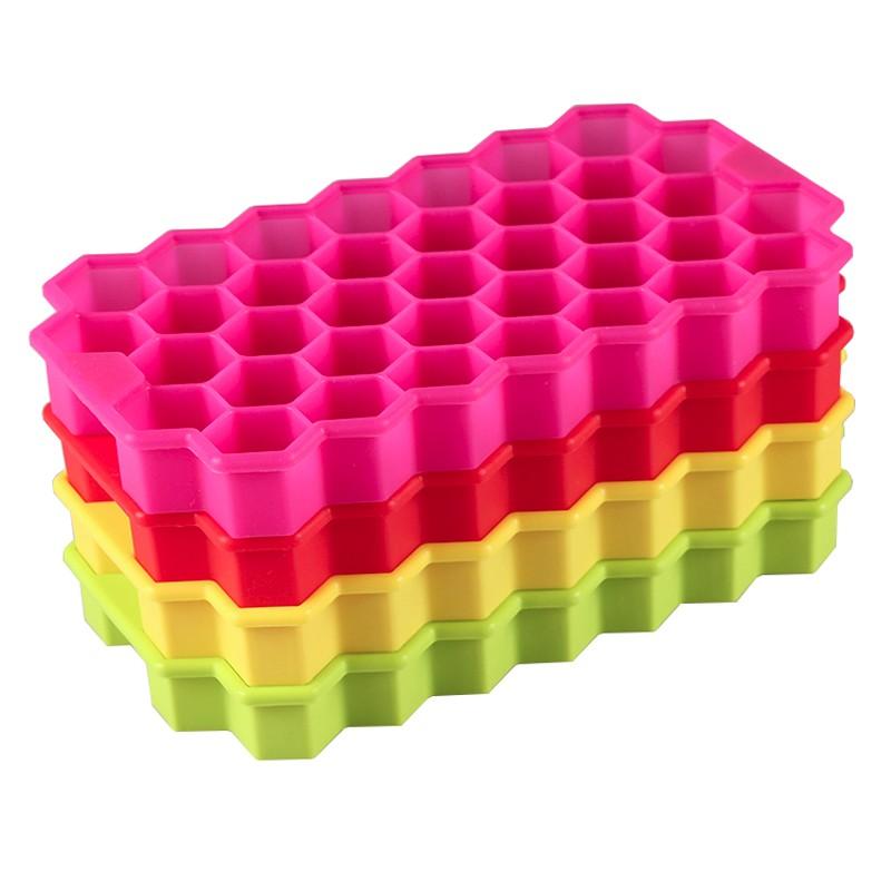 Honeycomb Ice Lolly Cream