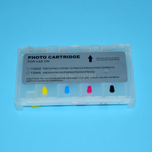 For Epson PM70 PM210 PM215 PM235 PM250 PM270 PM310 refill ink cartridge 4 color for Epson T5852