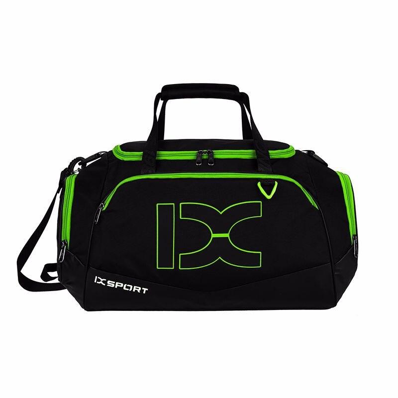 40L Waterproof Nylon Men Women Sport Gym Shoulder Bag Tote Fitness Bag For Shoes Storage Gymnastic Travel Daypack 40l waterproof nylon women