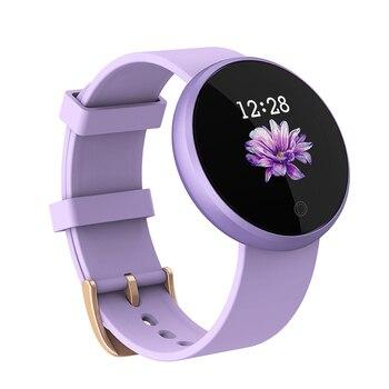 SKMEI B36 женские новые Смарт 12 языков цифровые часы женские русские напоминание о частоте пульса часы калории шаг красивые наручные часы