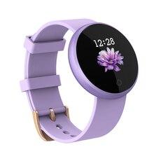 SKMEI B36 Новинки для женщин Смарт 12 языков цифровые часы женские российские напоминание о частоте пульса часы калорий Шаг красивые наручные часы