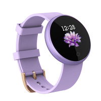 SKMEI B36 Women New Smart 12 languages Digital Watch Female Russian Reminder Heart Rate Watches Calorie Step Beauty Wristwatch