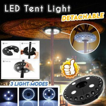 LED detachable tent light