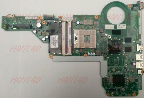720459-501 720459-001 Para HP 15-E 17-E Laptop Motherboard DA0R62MB6E1 HM76 PGA989 DDR3 Mainboard 100% Testado