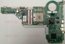 720459-501 720459-001 For HP 15-E 17-E Laptop Motherboard DA0R62MB6E1 HM76 PGA989 DDR3 Mainboard 100% Tested цена