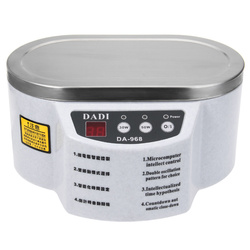 30 W/50 W Mini Ultrasonic Cleaner Bath Limpeza Máquina de Limpeza ultra-sônica Relógio Jóias Óculos Circuit Board limpiador