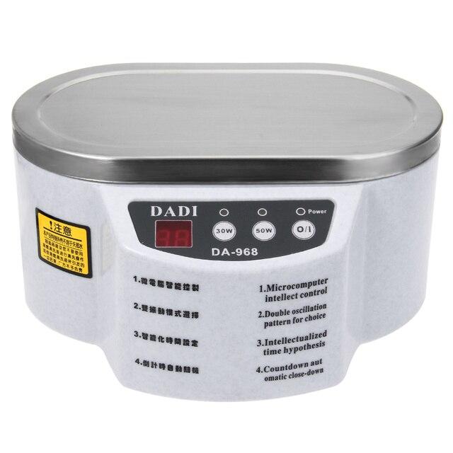 30w 50w mini ultrasonic cleaner bath cleaning jewelry watch glasses rh aliexpress com