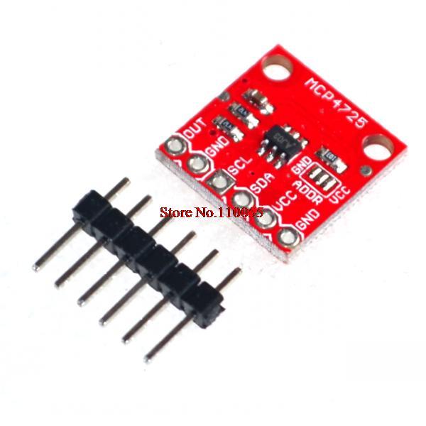 MCP4725 I2C DAC Breakout Development Board Module 12Bit Resolution
