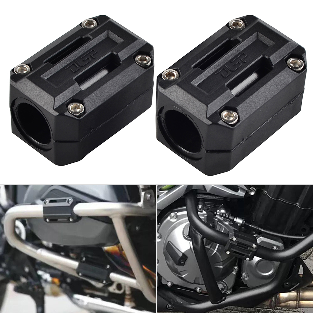 Engine Protection Guard Bumper Decor Block For Honda NC750S/X NC700S/X X-ADV XADV 750 CBF1000 XL650V 700 Hornet 600 VFR800X squaretrade 3 year gps accident protection plan $600 700
