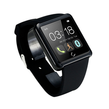 Neu! multifuctional bluetooth smart watch d2for iosphone smartwatch schlaf-monitor schrittzähler stoppuhr sync anruf smart watch uhr