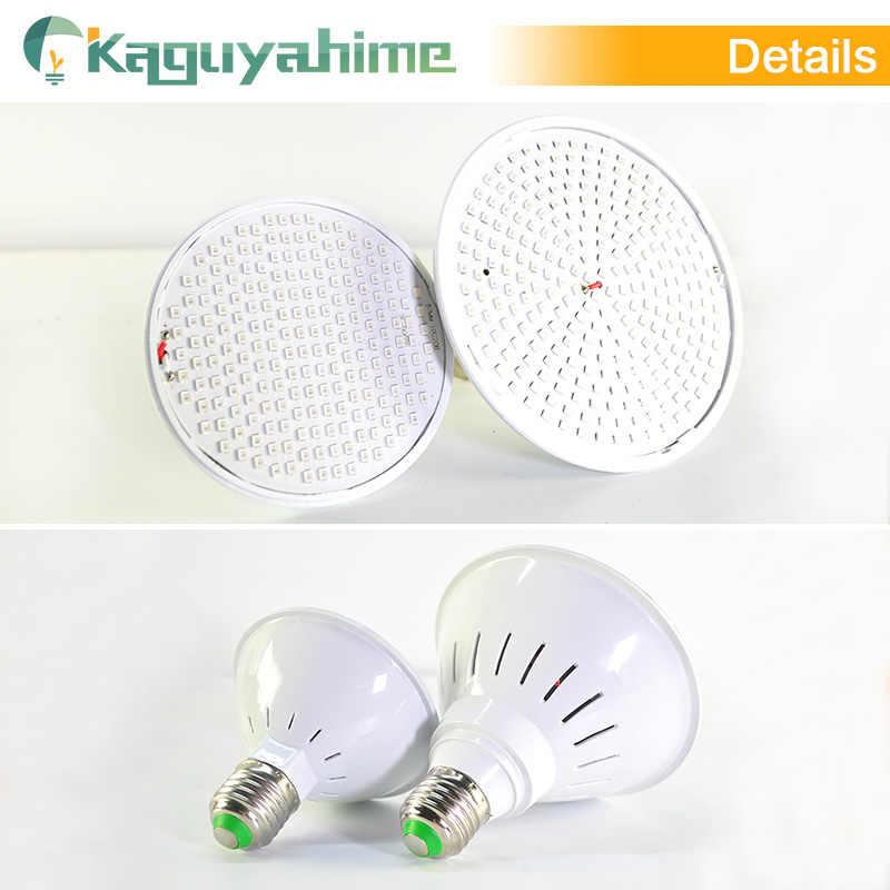 Lámpara LED de cultivo Kaguyahime E27, lámpara de Cultivo LED de espectro completo 4W 7W 12W 15W 50W, lámpara de planta de interior, hidroponia con floración UV
