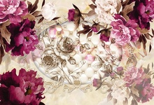 Laeacco  Spring Flowers Headboard Dreamy photography Backgrounds Customized Photographic Backdrops for Photo Studio