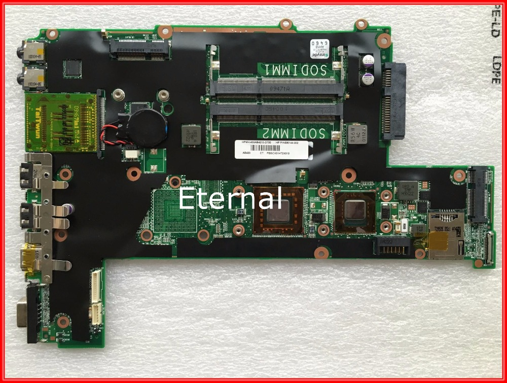 580661-001 For HP DM3 Laptop Motherboard Mainboard Fully Tested Good Condition 100% Tested for hp dm3 3000 626598 001 laptop motherboard mainboard fully tested good condition