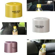 Portable Mini Water Bottle Caps Humidifier Aroma Air Diffuser Mist Maker F42B portable mini water bottle caps humidifier aroma air diffuser mist maker u1je